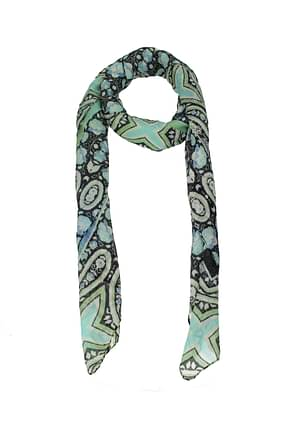 Etro Foulard Men Silk Multicolor