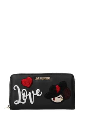 Brieftasche Love Moschino Damen