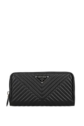 Wallets Prada Woman