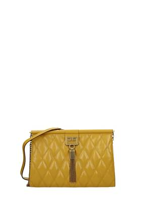Givenchy Crossbody Bag gem Women Leather Yellow