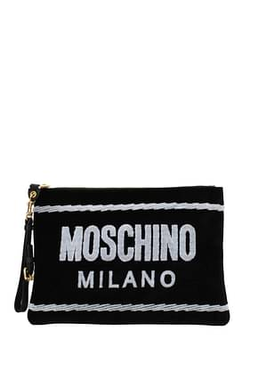 Clutches Moschino Woman