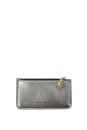 Document holders Alexander McQueen Woman