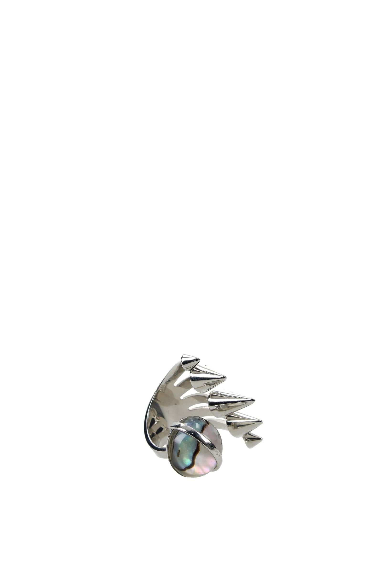 Anelli-Fendi-Donna-Metallo-8AG39900Z62 miniatura 2