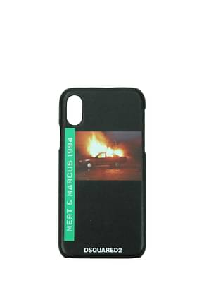 Coque pour iPhone Dsquared2 iphone x  Homme