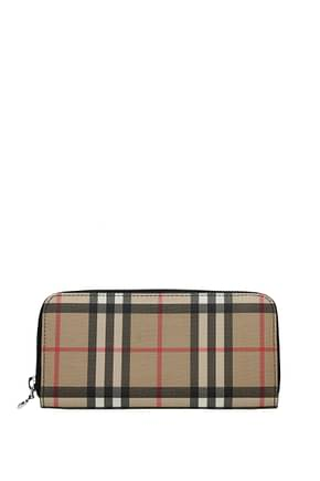 Wallets Burberry Woman