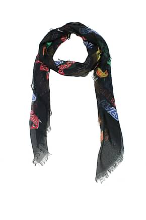 Gucci Foulard Men Modal Black