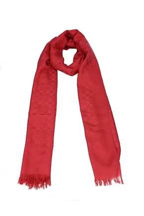 Coach Foulard Women Silk Red