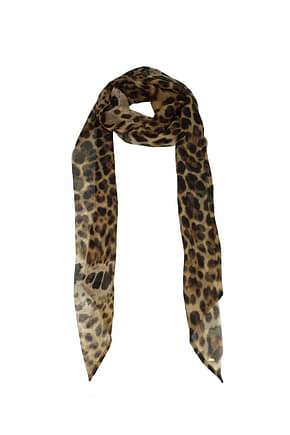 Foulard Saint Laurent Woman