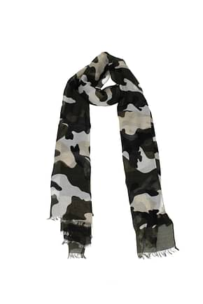 Valentino Foulard Men Modal Multicolor