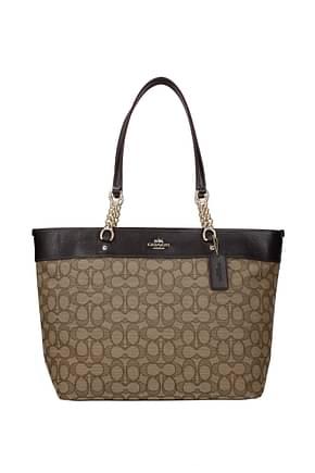 Shoulder bags Coach sophia tote Women