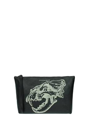 Clutches Alexander McQueen Men