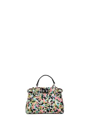 Handbags Fendi micro peekaboo Women