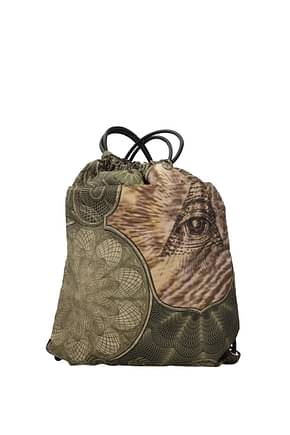 Givenchy Backpack and bumbags Men Fabric  Multicolor