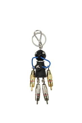 Key rings Prada trick robot Men