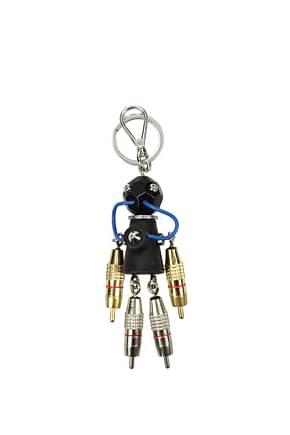 Porte-clés Prada trick robot Homme