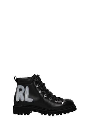 Ankle boots Karl Lagerfeld kadet Women