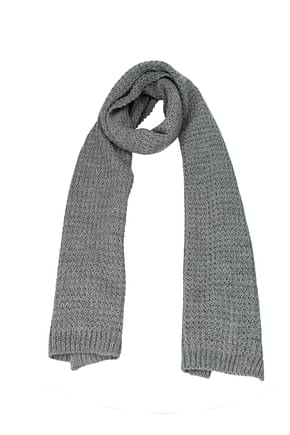 Colmar Scarves Women Acrylic Gray