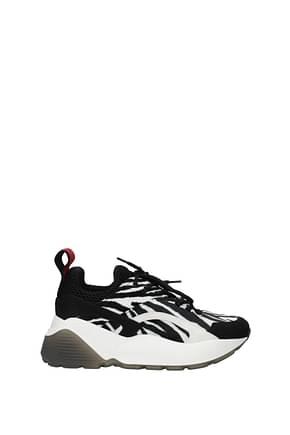 Stella McCartney Sneakers Mujer Eco Gamuza Negro