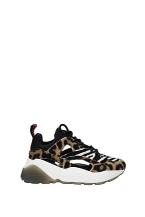 Stella McCartney Sneakers Mujer Eco Gamuza Multicolor