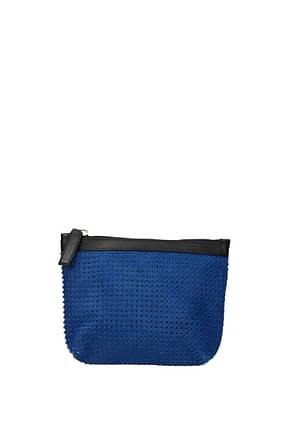 Marni Clutches Women Pony Skin Blue Royal Blue
