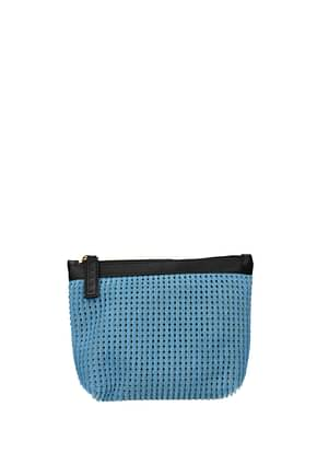 Marni Clutches Women Pony Skin Heavenly Sea