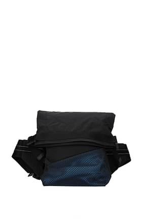 Bottega Veneta Backpack and bumbags Men Fabric  Black