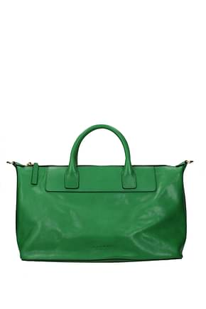 Marni Handbags Women Leather Green