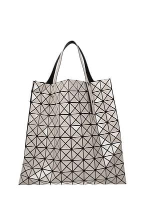 Issey Miyake Handbags baobao Women Plastic Beige