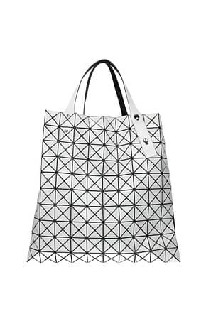 Issey Miyake Handbags baobao Women Plastic White