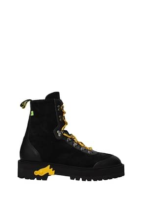 Ankle Boot Off-White Men