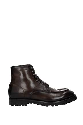 Ankle Boot Officine Creative vail Men