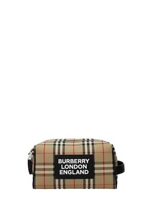 Beauty Case Burberry Uomo
