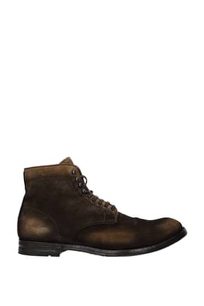 Ankle Boot Officine Creative anatomia Men