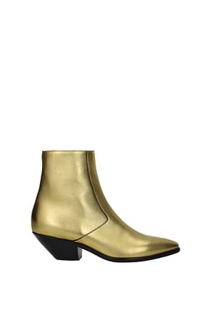 Bottines Saint Laurent Femme