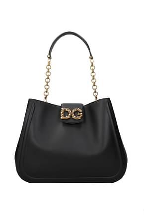 Borse a Spalla Dolce&Gabbana amore large Donna