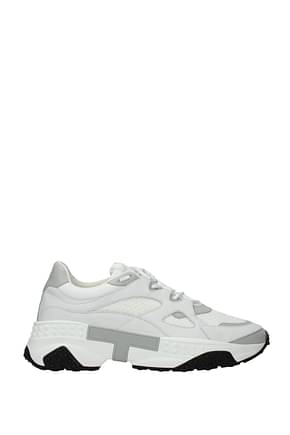 Tod's Sneakers Men Leather White