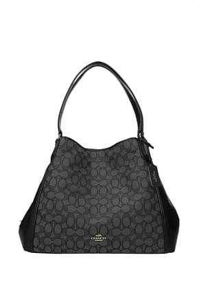 Shoulder bags Coach sig edie Women