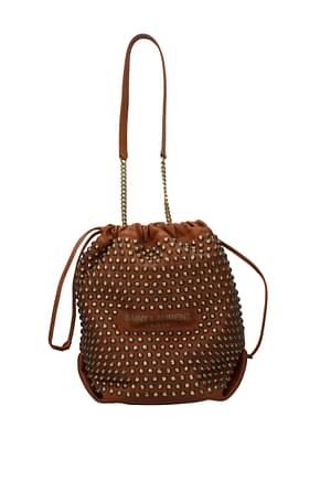 Shoulder bags Saint Laurent pochon Women