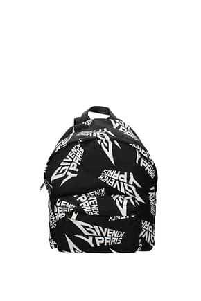 Givenchy Backpack and bumbags Men Fabric  Black