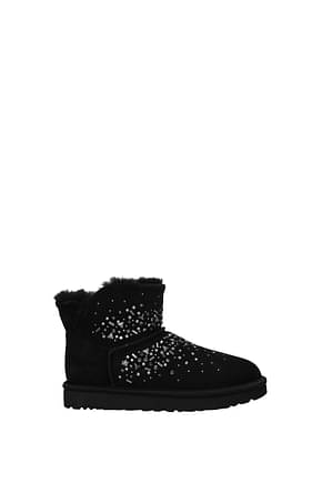 Ankle boots UGG galaxy bling Women