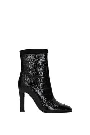 Giuseppe Zanotti Ankle boots Women Leather Black