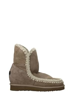 Ankle boots Mou eskimo Women