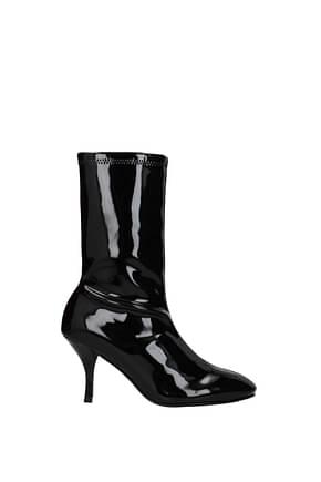 Stuart Weitzman Ankle boots slaine Women Patent Leather Black