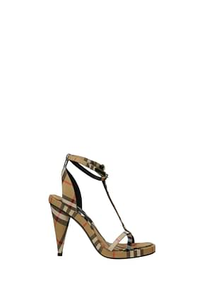 Sandals Burberry Women