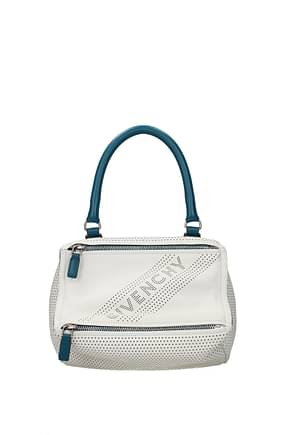 Givenchy Handbags pandora small Women Leather Beige