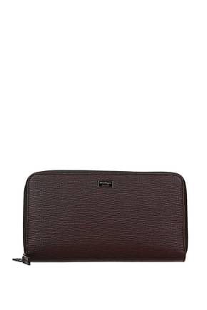 Wallets Salvatore Ferragamo Men