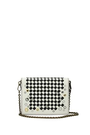 Bottega Veneta Clutches Women Leather White