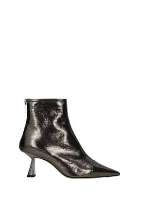 Jimmy Choo Ankle boots kix Women Leather Gray