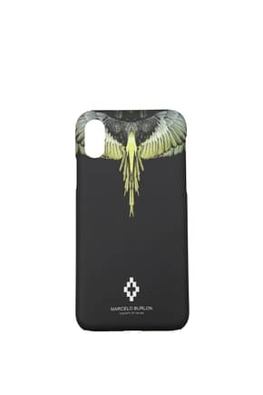 Iphone Taschen Marcelo Burlon iphone x Herren