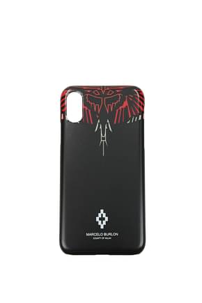Coque pour iPhone Marcelo Burlon iphone x Homme